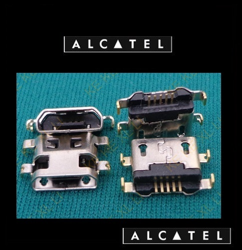 CONECTOR DE CARGA ALCATEL ONE TOUCH OT6012 OT 6012 6012D IDOLO MINI
