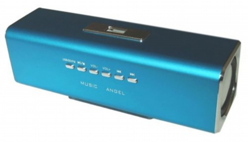 Altavoz Music Angel azul