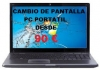 CAMBIO PANTALLA PC PORTATIL