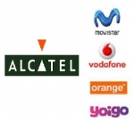 Códigos Alcatel (Movistar,Vodafone,Orange,Yoigo)