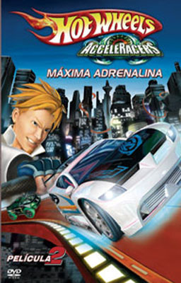 Hot Wheels Acceleracers Máxima Adrenalina